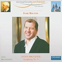ブルックナー:交響曲第5番(ザルツブルク・モーツァルテウム管/ボルトン)