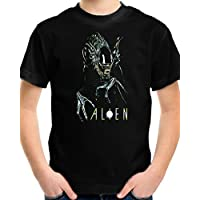 Alien Atacks Kids T Shirt