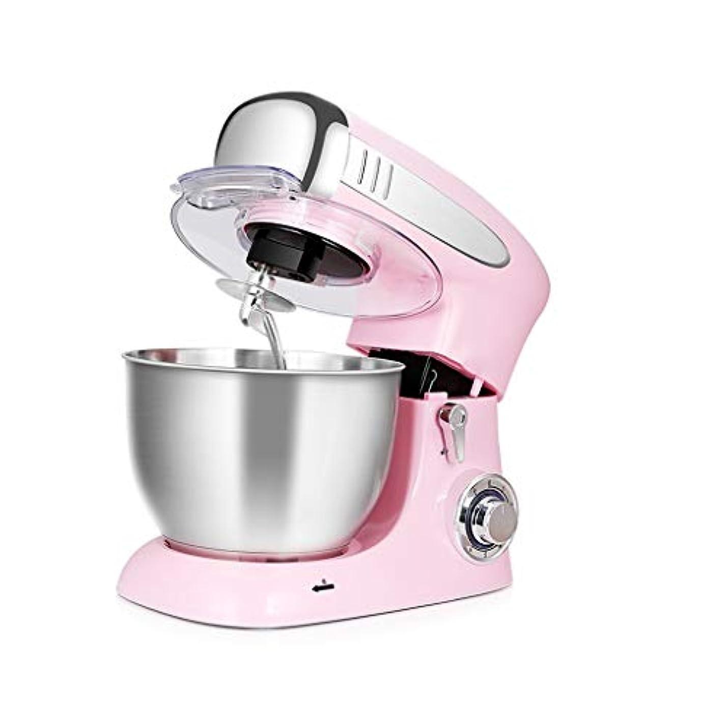 ヒステリック倫理的酸度XXDTG ピンクの縦型ミキサー、ミキサーフードプロセッサー混練ケーキパン生地フックエッグビーター