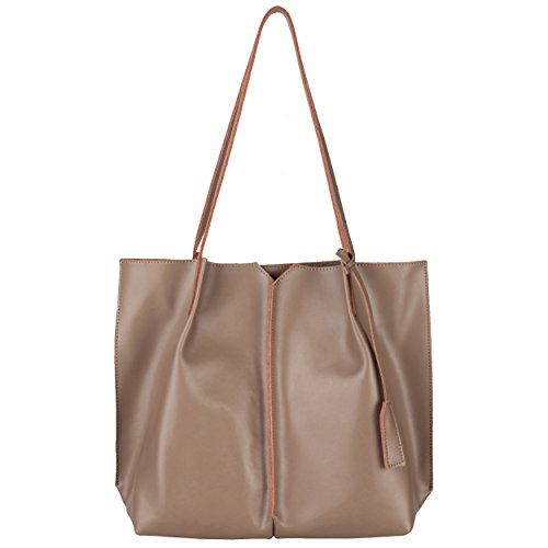 [해외]Yiwanda 핸드백 여성 가방 인기 가죽 통근 대용량 토트 백/Yiwanda handbag ladies` shoulder bag popular leather commuter large capacity tote bag