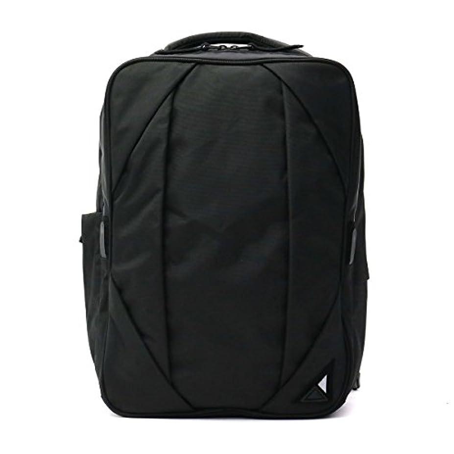 隣接するヘルシー衝突[ヌンク]nunc リュック Rectangle Backpack NN002010 ブラック