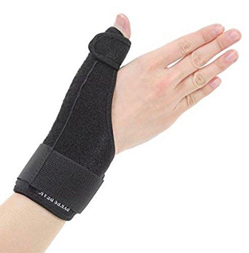 Pykes Peak 親指サポーター ばね指 腱鞘炎 突き指 手首固定 関節