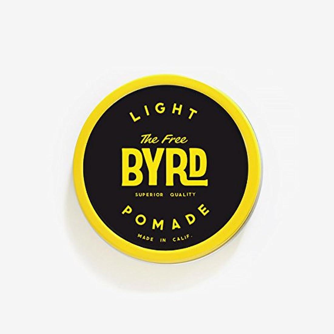 コンパニオン転送装備するバード(BYRD) カリフォルニア発ポマード288 LIGHT POMADE SMALL(スモールサイズ)ライトスタイルヘアワックスヘアスタイリング剤耐水性香料メンズ/レディース 【LIGHT】SMALL