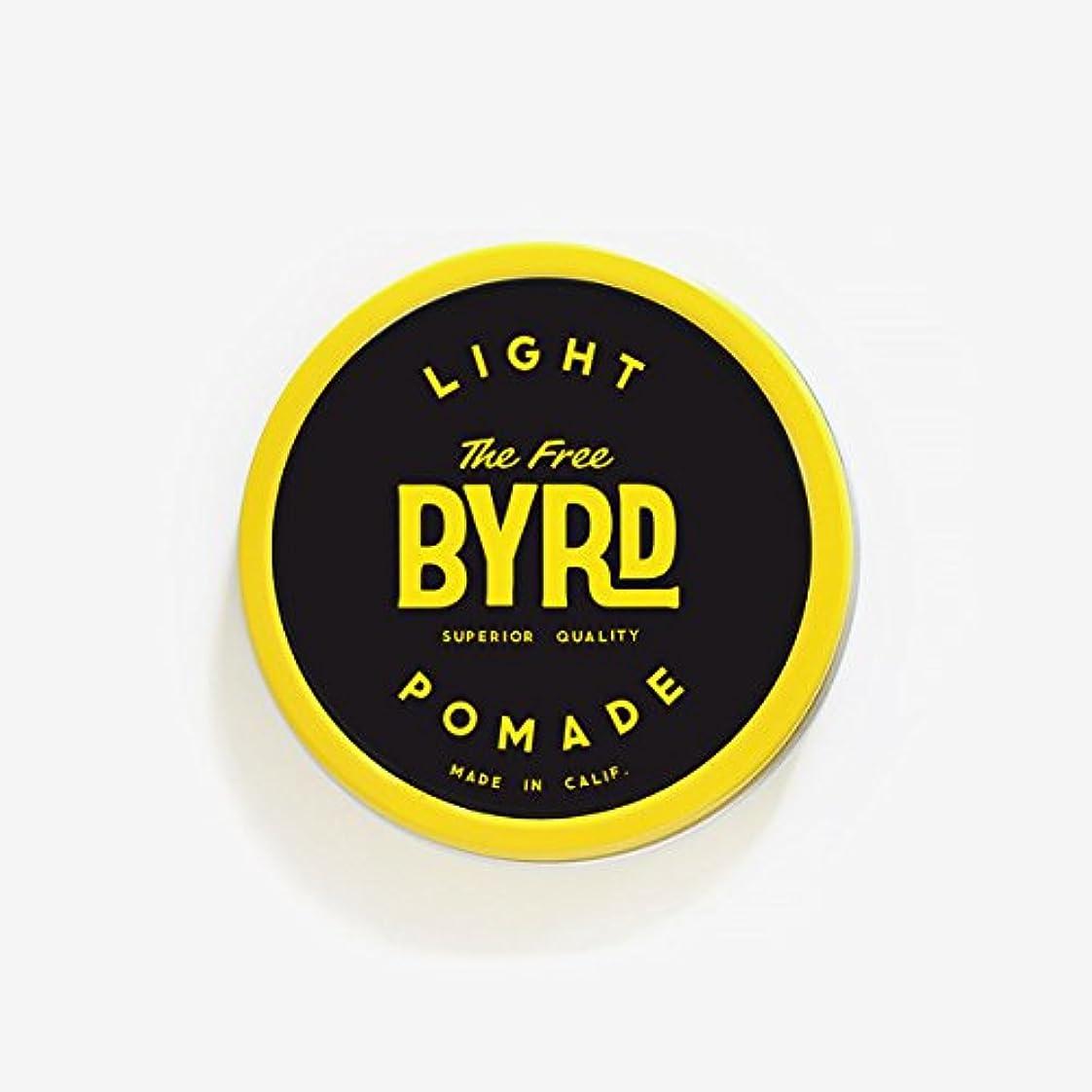 眉をひそめる租界アロングバード(BYRD) カリフォルニア発ポマード288 LIGHT POMADE SMALL(スモールサイズ)ライトスタイルヘアワックスヘアスタイリング剤耐水性香料メンズ/レディース 【LIGHT】SMALL