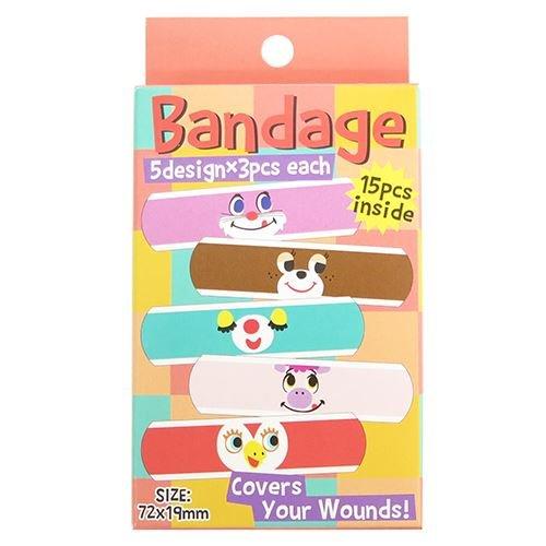 BANDAGE[衛生雑貨]ばんそうこう/絆創膏/RETRO PETS オクタニ バンドエイド 救急 グッズ 通販