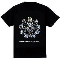 ラブライブ!サンシャイン!! Aqours ホログラム Tシャツ メンズ Mサイズ