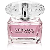 Versace Bright Crystal Eau de Toilette Spray for Women, 90ml