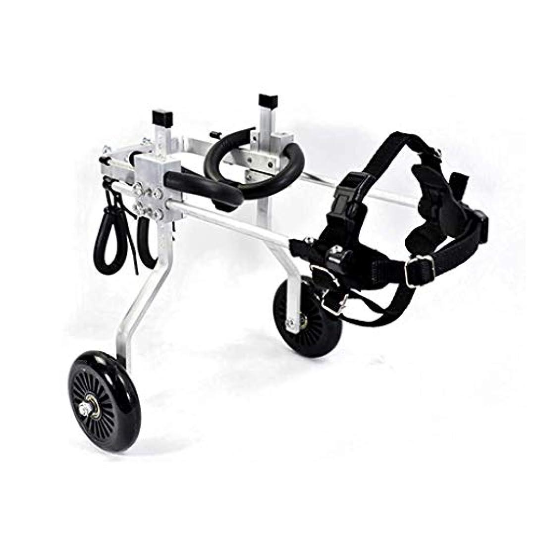 哀漏れ比喩DNSJB ペットモペット - 犬車椅子老犬の散歩スクーター身体障害者用補助犬後肢運動車ペット用台車