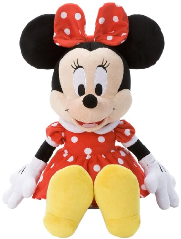 ディズニー ベーシック ぬいぐるみ M ミニーマウス