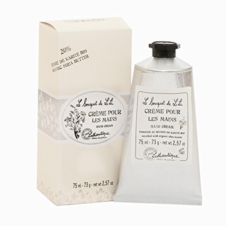 クリエイティブキリン教養があるLothantique(ロタンティック) Le bouquet de LiLi(ブーケドゥリリシリーズ) ハンドクリーム 75ml 3420070029096