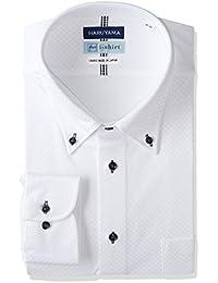 [ハルヤマ] HARUYAMA i-Shirt 完全ノーアイロン 360°ストレッチ 速乾 長袖 アイシャツ メンズ M151180085