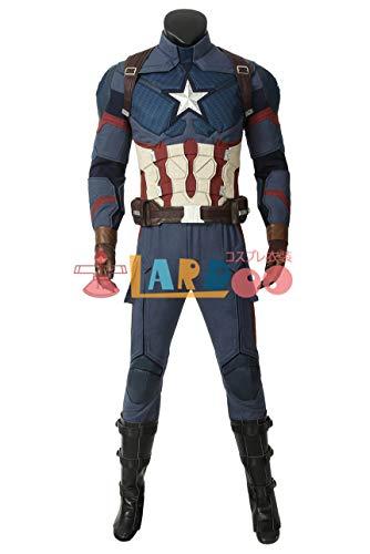 アベンジャーズ/エンドゲーム スティーブ ロジャース キャプテン アメリカ Avengers: Endgame Steven Rogers コスプレ衣装