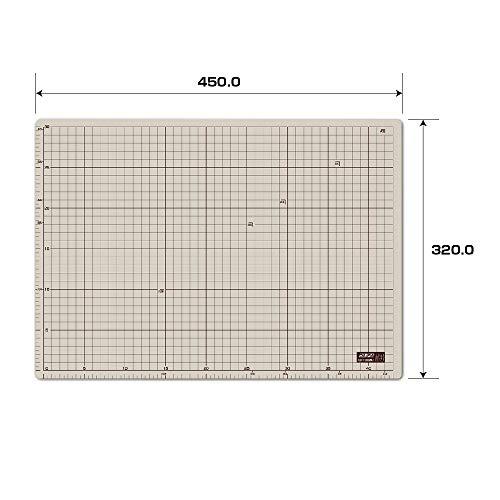 『オルファ(OLFA) カッターマットA3 (320x450x2mm) 135B』の3枚目の画像