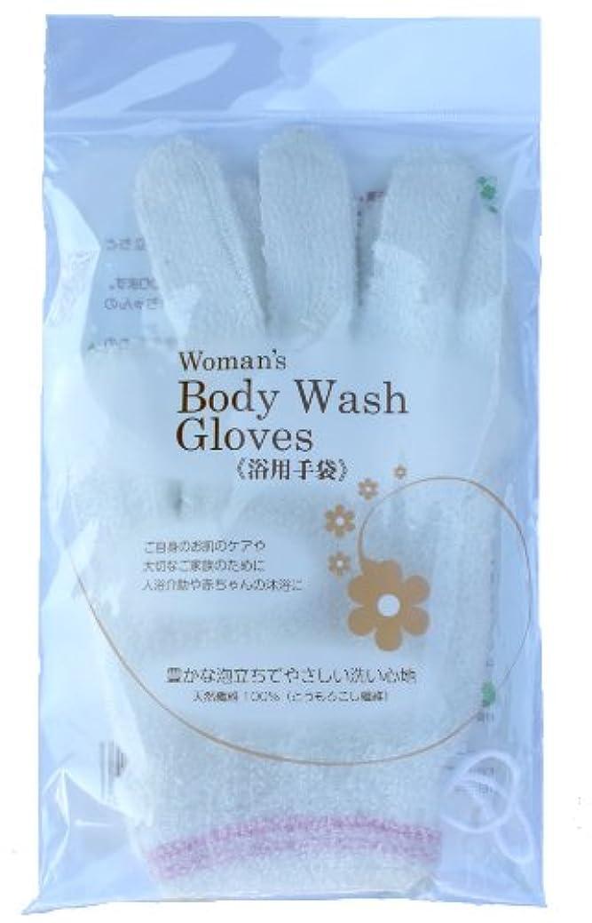 リブ理解する飢えエフケー工業 Body Wash Gloves (浴用手袋)