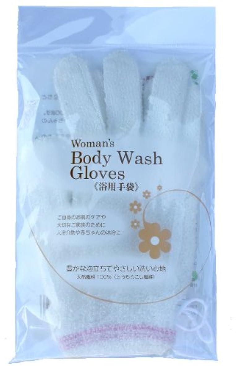 肥満ウォルターカニンガム化学者エフケー工業 Body Wash Gloves (浴用手袋)