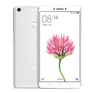 Xiaomi Max 32GB SIMフリー スマートフォン , Network: 4G , Fingerprint Identification, 4850mAh バッテリー , 6.44 inch MIUI 8 , Snapdragon 650 Hexa Core 1.8GHz , RAM: 3GB (シルバー) [並行輸入品]