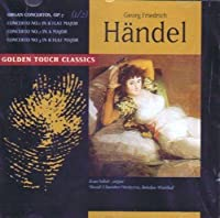 Handel;Organ Concertos 1
