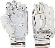 Puma, Cricket, Evo 3 Special Edition Batting Gloves, White, Left Hand