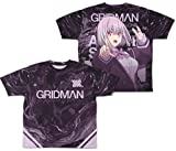 SSSS.GRIDMAN 新条アカネ 両面フルグラフィックTシャツ Lサイズ
