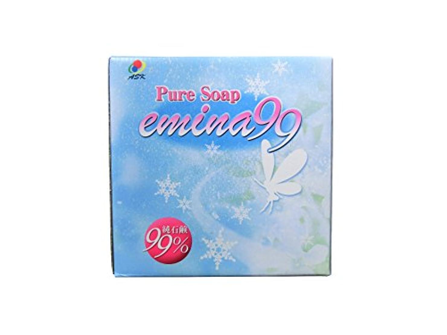フロント拡声器安心Pure Soap emina99