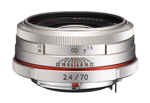 HD PENTAX-DA 70mmF2.4 Limited シルバー