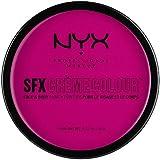 NYX PROFESSIONAL MAKEUP SFX Creme Colour 0.21 Ounce Fuchsia