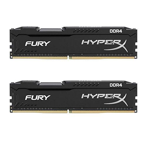 キングストンテクノロジー デスクトップ オーバークロック PCメモリ DDR4-2666 16GBx2枚 HyperX FURY CL16 1.2V B06XKSPW5V 1枚目