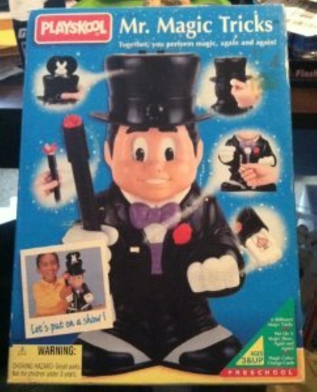 MR. MAGIC TRICKS - Magic Playset (Playskool) 1996(並行輸入)