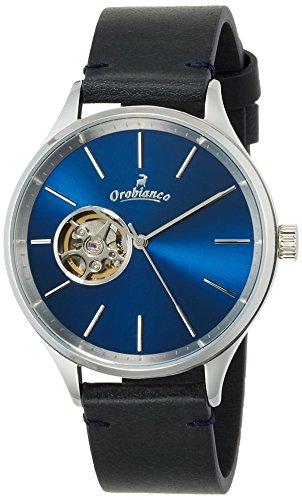 [オロビアンコ] 腕時計 TIME-ORA ロトゥーロ 自動巻き OR-0064-5 正規輸入品 ブルー