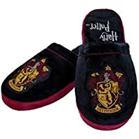Official Harry Potter Gryffindor Unisex Slippers (UK 8-10)