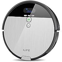 ILIFE V8s ロボット掃除機 スマートな計画式掃除 吸い・ 拭き両用 強力清掃