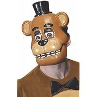 Rubie's Costume Kids Five Nights at Freddy's Freddy Half Mask [並行輸入品]