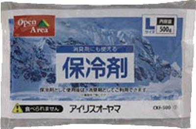 アイリスオーヤマ 保冷剤 ソフト CKF-500