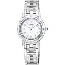 HERMES (エルメス) 腕時計 CLIPPER クリッパー ホワイトシェル CL4230.212.3825 レディース [並行輸入品]