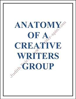 Anatomy of a Creative Writers Group by [Evicci, Judith]