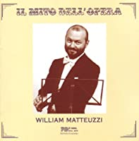 William Matteuzzi (Il mito dell'opera)