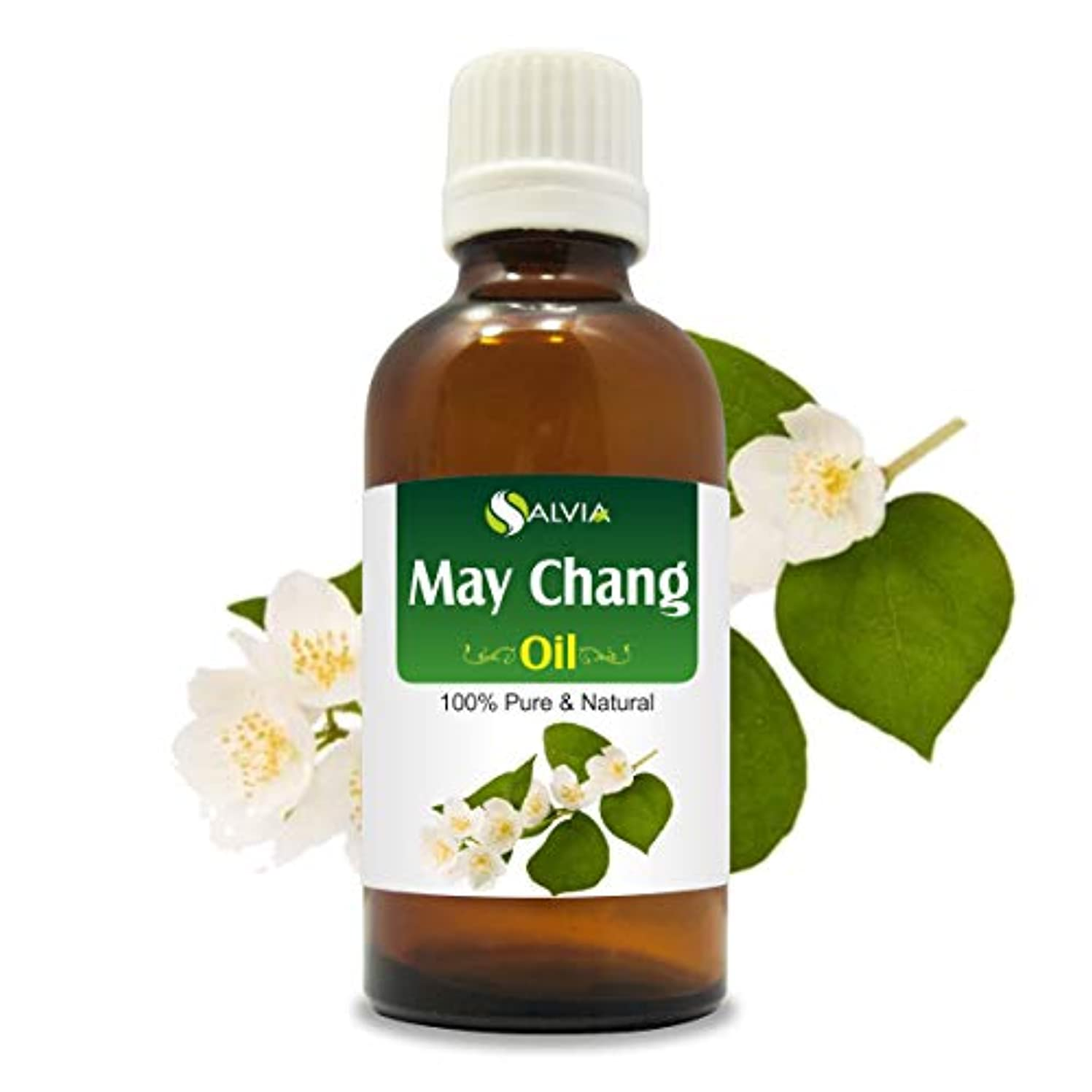 May Chang (Litsea Cubeba) Oil (Litsea cubeba) 100% Natural Pure Undiluted Uncut Essential Oil 30ml