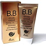 [Ekel] カタツムリゴールドBB 50ml SPF50 + PA +++ / Snail Gold BB 50ml SPF50+PA+++ /ホワイトニング、UVカット/Whitening,UV protection...