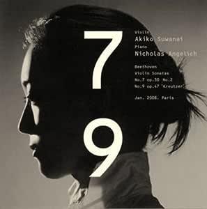 ベートーヴェン:ヴァイオリンソナタ第7番&第9番