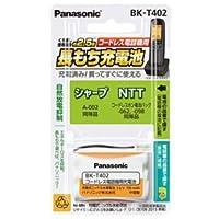パナソニック(家電) 充電式ニッケル水素電池 BK-T402 ds-1662678