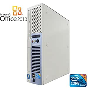 【Microsoft Office2010搭載】【Win7 搭載】NEC Express 5800 51Lg/新世代Core i5 3.2GHz/メモリ4GB/HDD250GB/DVDスーパーマルチ/中古デスクトップパソコン/Windows10無料アップデート対応