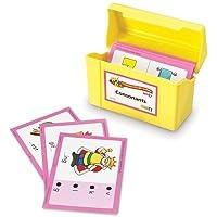 Educational Insights 2781 Set 2: Consonants (Hot Dots Phonics Flash Cards) [並行輸入品]