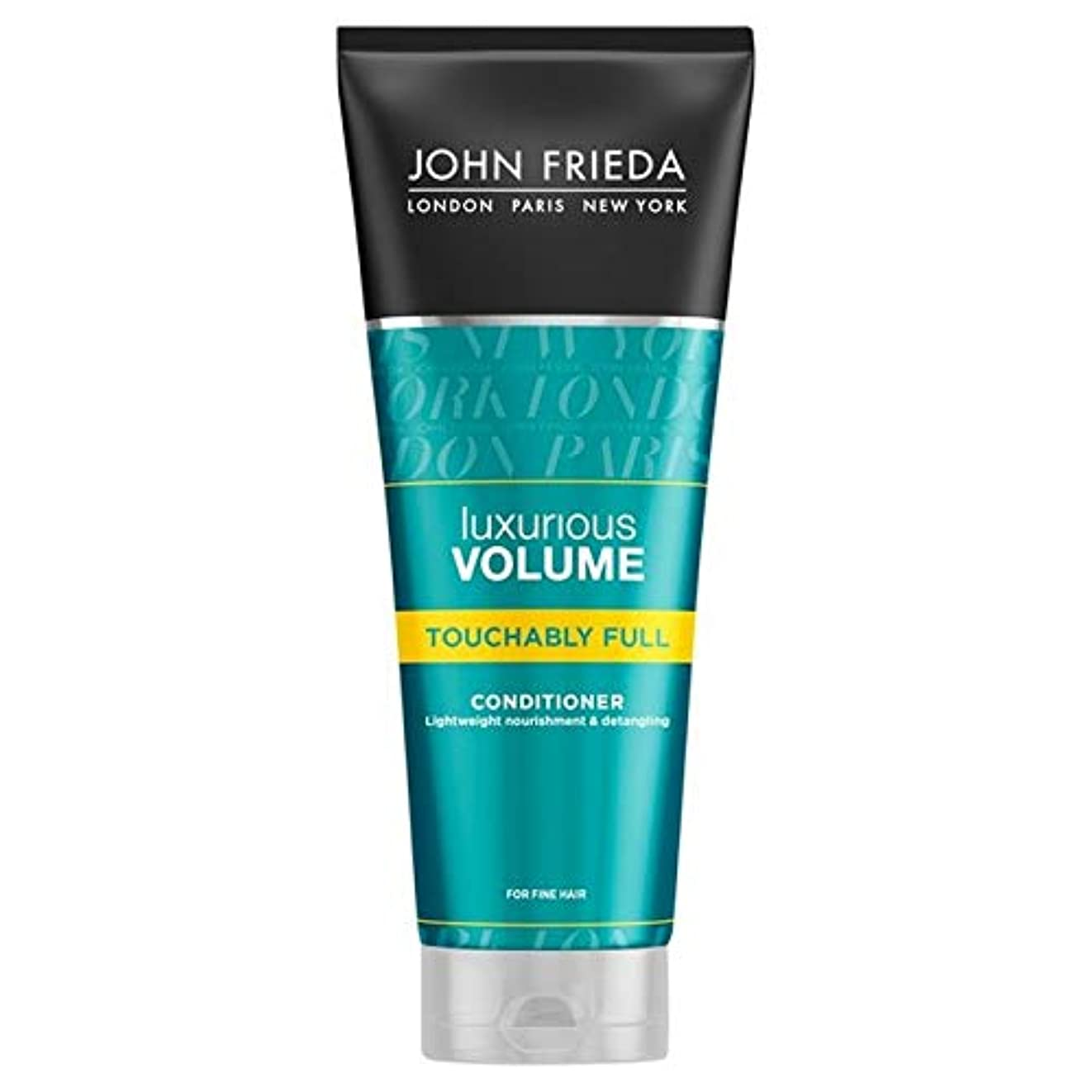 盗難夢いつでも[John Frieda ] ジョン?フリーダ贅沢なボリュームTouchablyフルコンディショナー250Ml - John Frieda Luxurious Volume Touchably Full Conditioner...