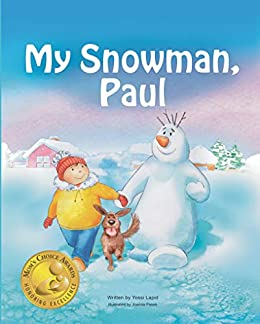 My Snowman, Paul (Snowman Paul Book 1) by [Lapid, Yossi]