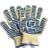 JL Future 耐熱グローブ 耐熱温度350℃ キャンプファイア BBQ専用手袋 Lサイズ 1双