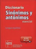 Diccionario Sinonimos pequeno 2012