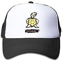 タアトル 素敵 かわいい おもしろい ファッション 派手 メッシュキャップ 子ども ハット 耐久性 帽子 通学 スポーツ