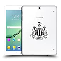 オフィシャルNewcastle United FC NUFC モノクロ・チェンジ 2015/16 クレストキット ハードバックケース Samsung Galaxy Tab S2 9.7