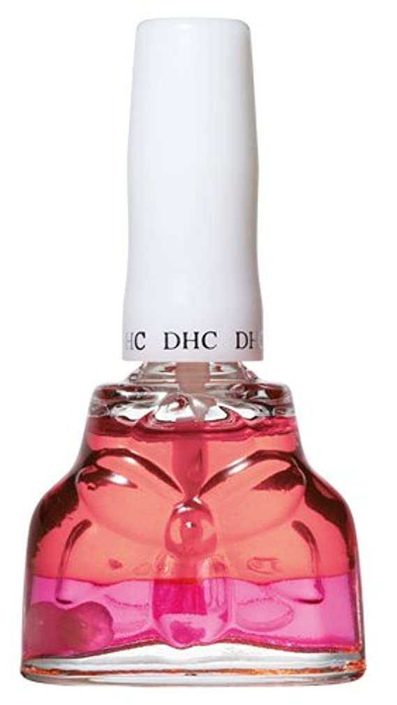 キャンペーン暴行回路DHCキューティクルトリートメントオイル(爪用美容液) (シャイニーピンク)
