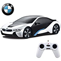 Licensed BMW i8 Concept eDrive Electric RC Car 1:24 Scale Rastar RTR (Colors May Vary) Authentic Body Styling by Velocity Toys [並行輸入品]